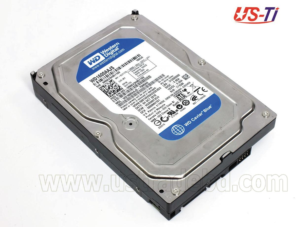 2TB Surveillance Class hard disk