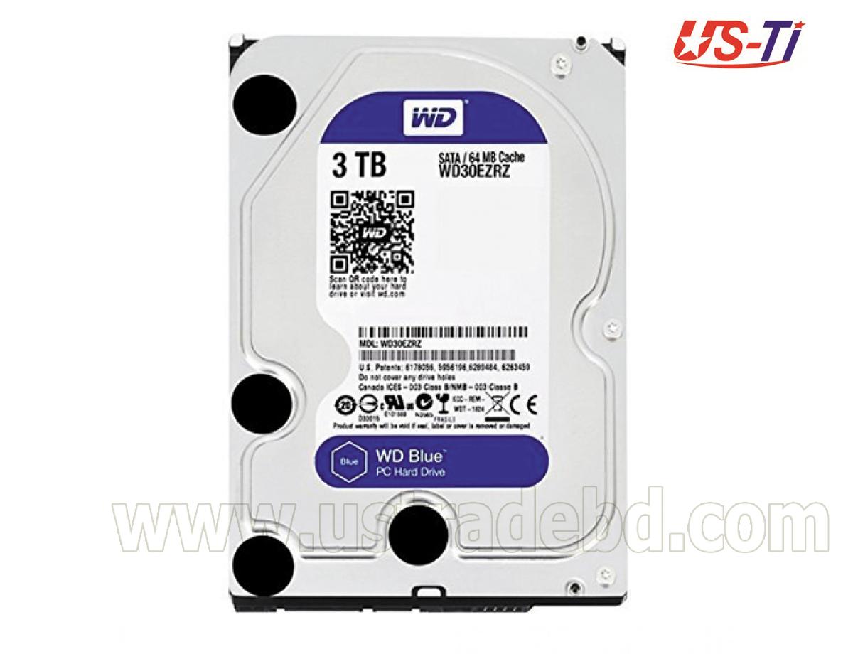 3TB Surveillance Class Desktop Internal Hard Disk