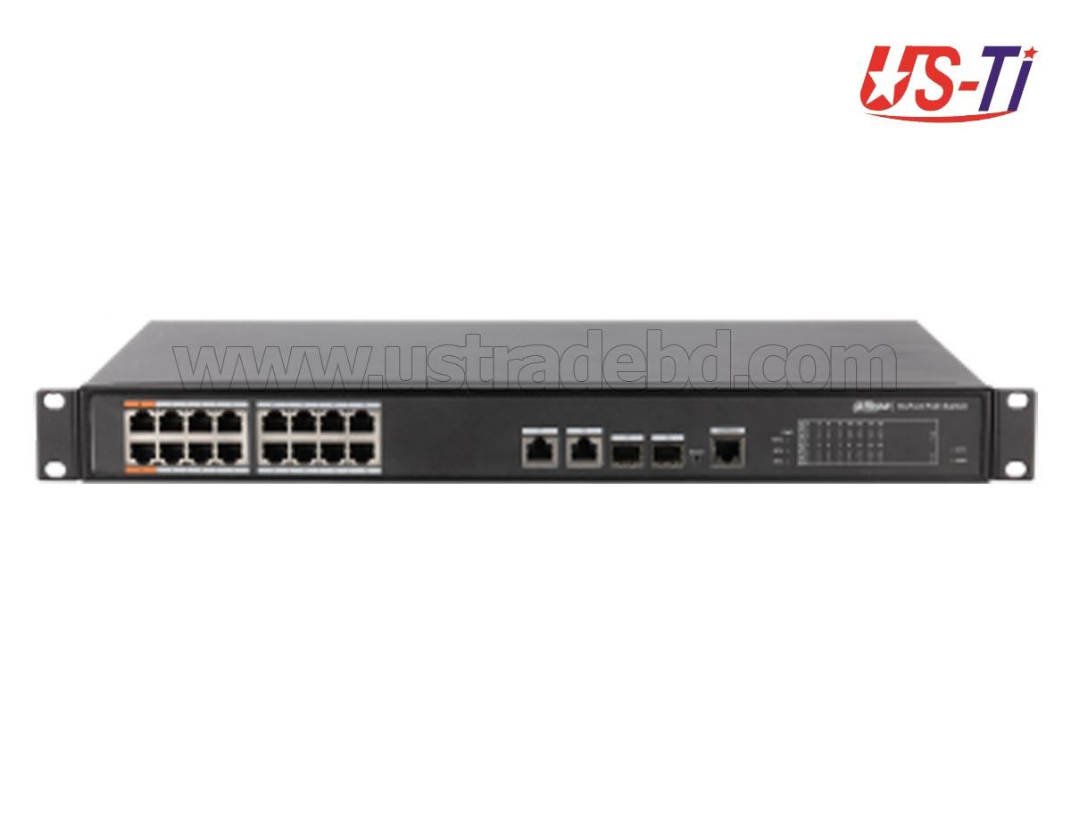 Dahua PFS4218-16ET-190-16 port PoE Switch