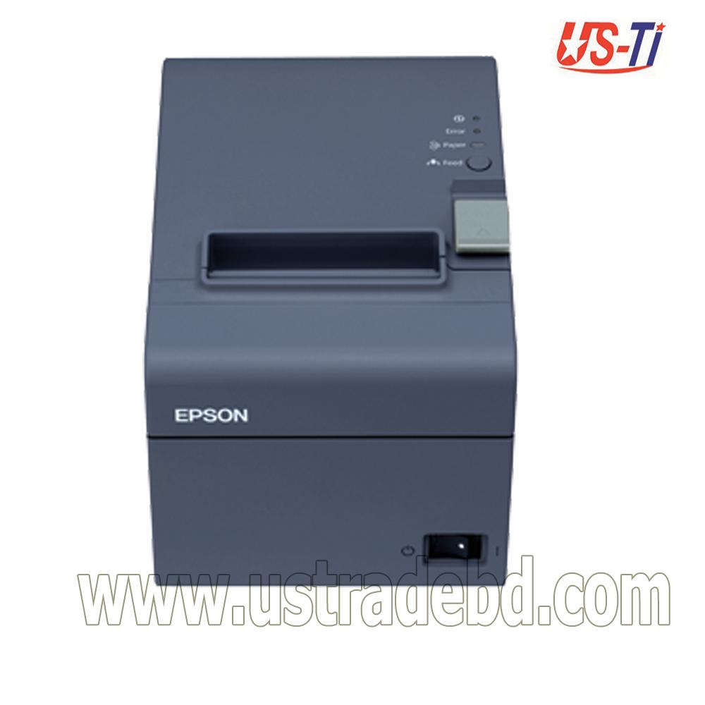 Epson TM-T82 Thermal POS Receipt Printer (USB, Auto Cutter)