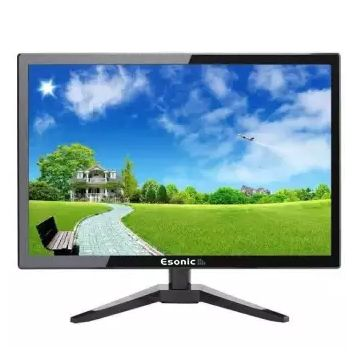"Esonic 19"" Wide Screen LED Monitor"