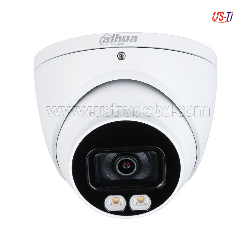 Dahua HAC-HDW1239TP-A-LED 2M Full-color Starlight HDCVI Camera