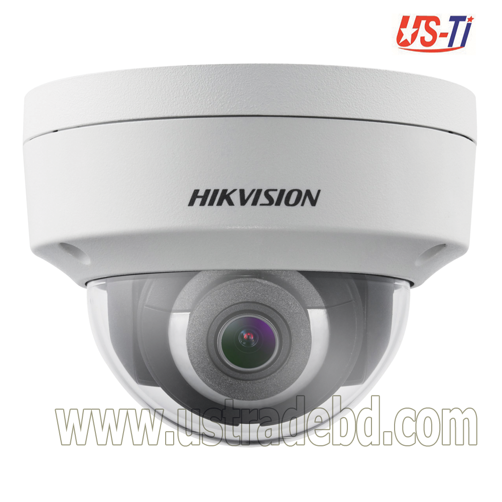 Hikvision DS-2CD2143G0-I 4 MP Outdoor WDR Fixed Dome Network Camera