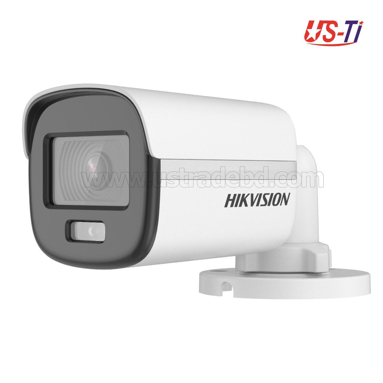 Hikvision DS-2CE10DF0T-F 2MP ColorVu 20m Bullet Camera