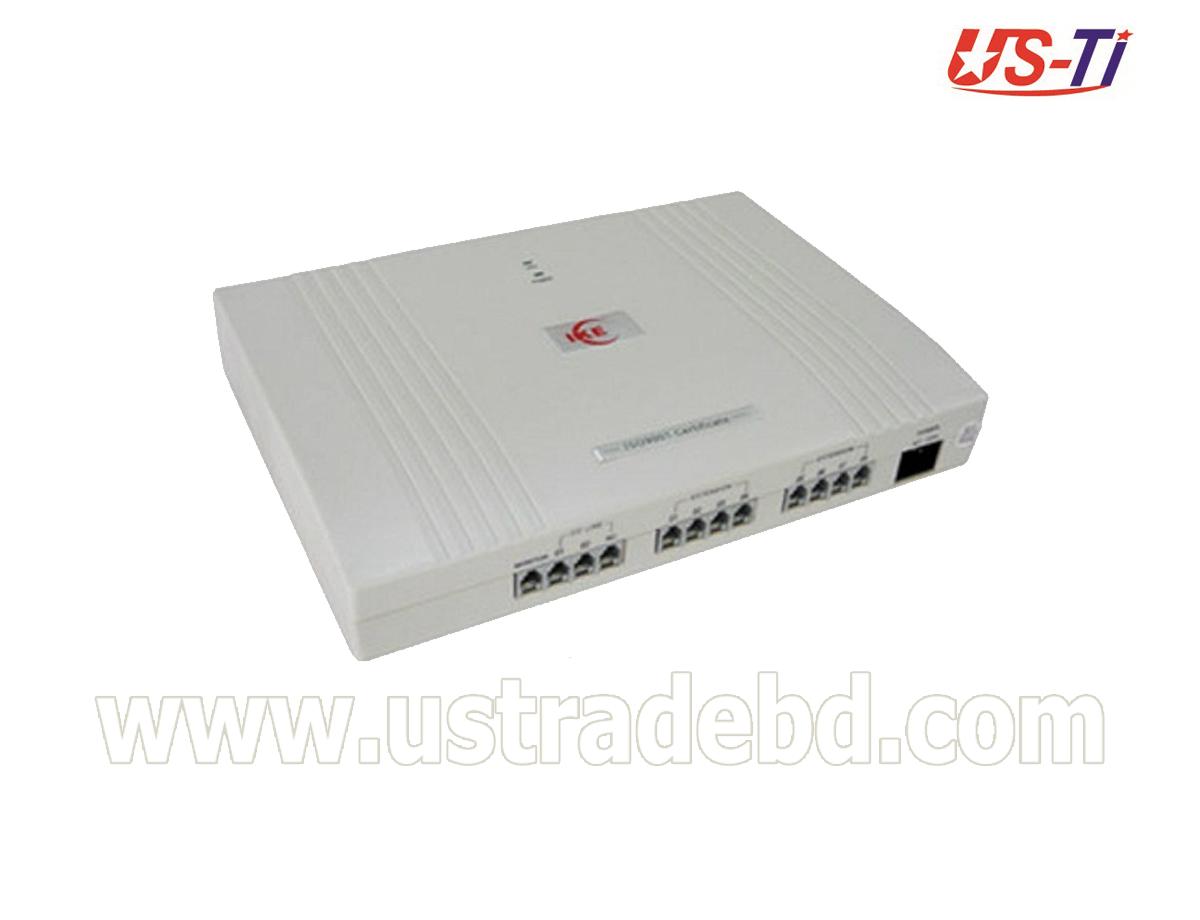 Original IKE 8 Port, TNT 02 PBX & Intercom System