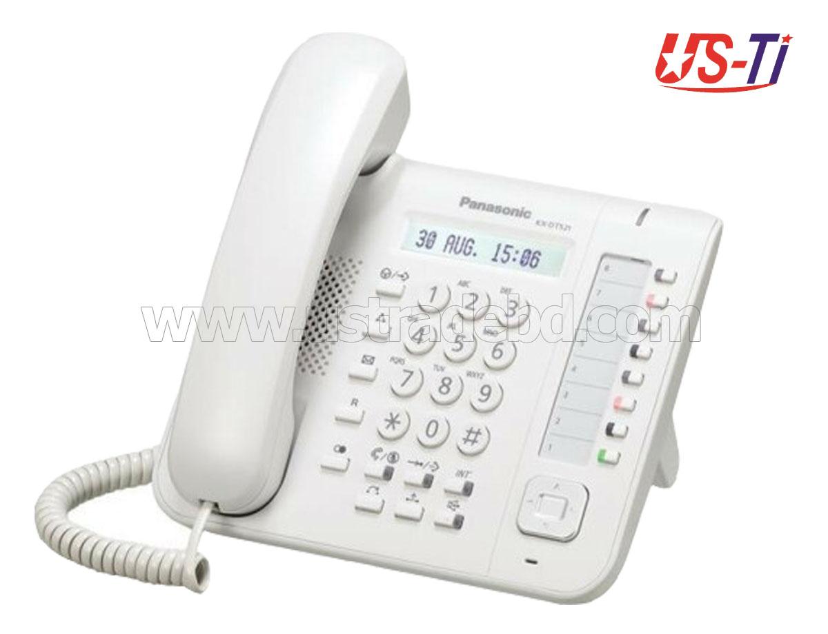 Panasonic KX-DT521 Digital Proprietary TelephoneT