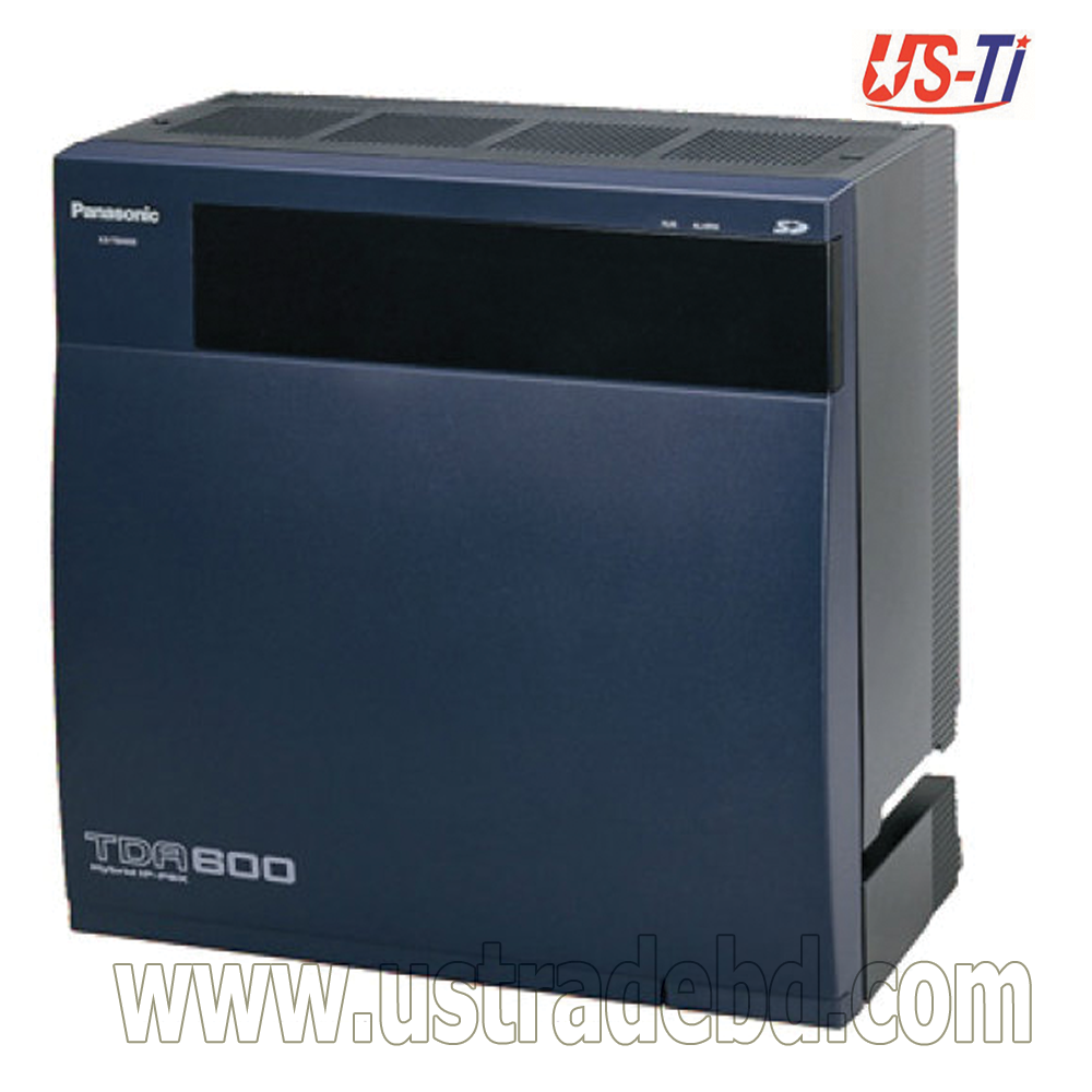 Panasonic KX-TDA600D Hybrid IP-PBX Original