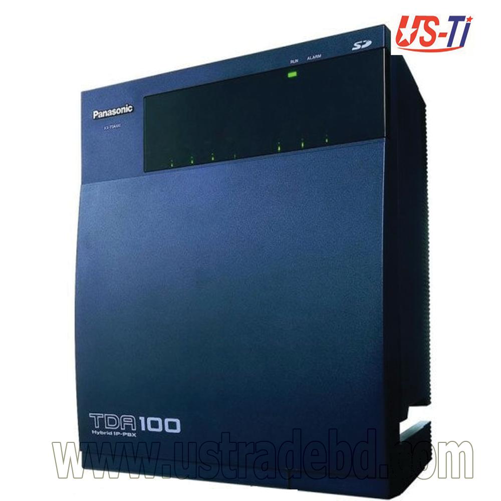 Panasonic KX-TDA100D Hybrid IP-PBX Original