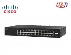 Cisco SG95-24 Compact 24-Port Unmanaged LAN Switch