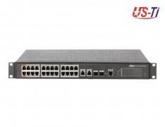 Dahua PFS4226-24ET-240-24-Port PoE Switch