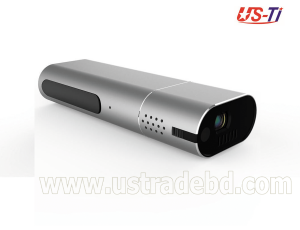 Dopah D04 Mini Pico Portable Android Wireless/WiFi LED Smart Projector
