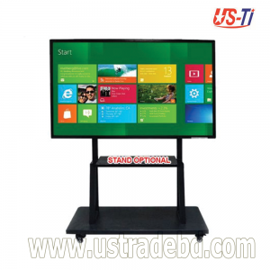 """Dopah ILD-1055 55"""" Multi Touch All-In-One Interactive LED Smartboard"""