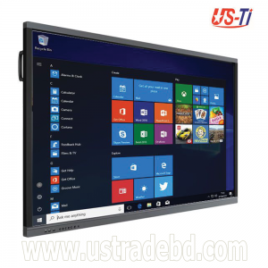 """Dopah ILD-1075 75"""" Multi Touch All-In-One Interactive LED Smarboard"""