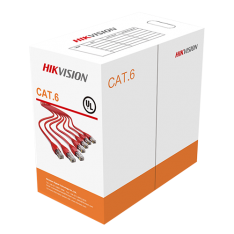 Hikvision DS-1LN6U-W/CCA 305 m CAT5E UTP Network Cable price in bd