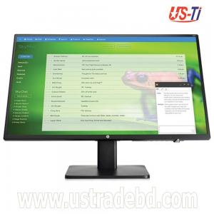 HP P241v 23.8 Inch Full HD Black Monitor