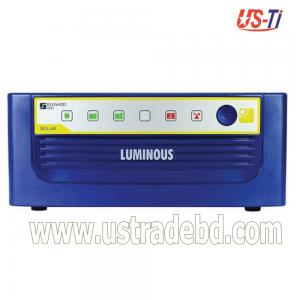LUMINOUS ECO WATT IPS / INVERTER 1650VA, 990W, 200A, 8Fan, 8 Light
