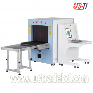 Middle Size X Ray Baggage Scanner Machine High Penetration TH 6550
