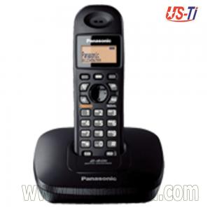 Panasonic KX-TG3411SX Cordless Black Phone Set