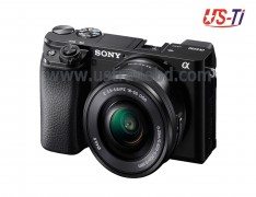 Sony ALPHA A6100 24.MP Mirrorless Digital Camera with 16-50mm Lens