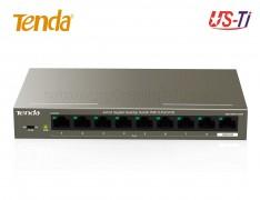 Tenda TEG1109P 8-Port PoE 10/100 Mbps Gigabit Desktop Switch