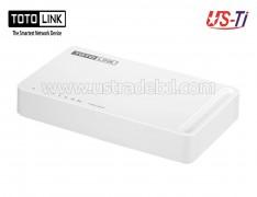 TOTOLINK S808G 8-Port Gigabit Desktop Switch