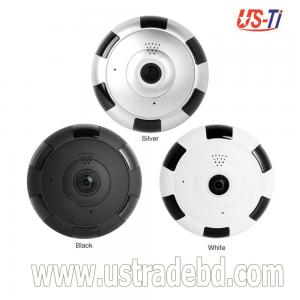 V380 Fisheye 360 Degree Panoramic Wireless WiFi IP CCTV Security Camera