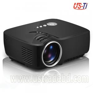 Vivibright GP70 3D HD LED Multimedia Mini Projector